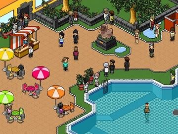 Habboホテル