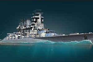 World of Warships(ワールド オブ ウォーシップス)_巡洋艦