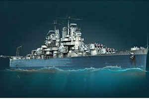 World of Warships(ワールド オブ ウォーシップス)_戦艦