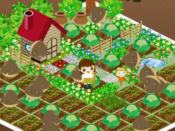 ベジモン農場