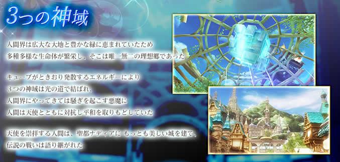 幻想神域 -Innocent World-_世界観