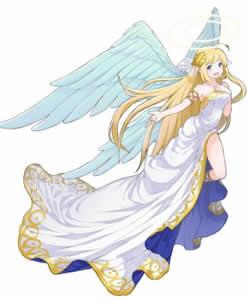 アルフヘイムの魔物使い_天使「ジヴリール」