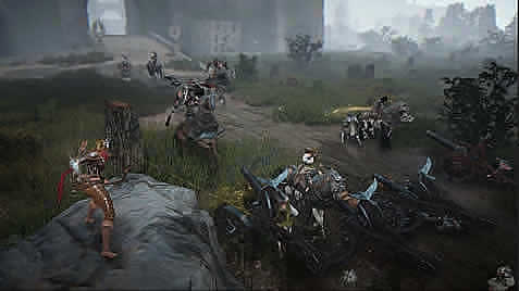 黒い砂漠_大規模戦闘に勝利して城主になれば、ゲームを有利に進めることができます
