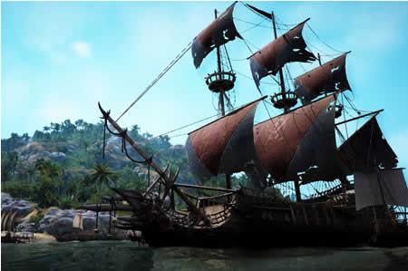 黒い砂漠_凶悪な「海賊」たちが潜む「海賊島」が解放!