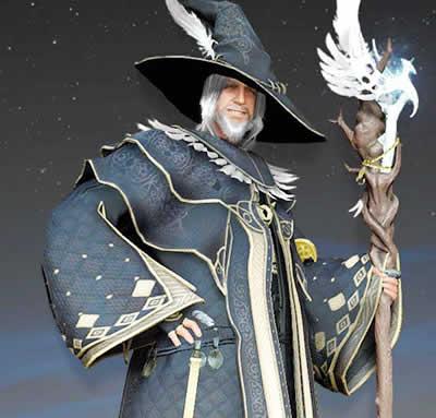 黒い砂漠_「Wizard ウィザード」詳細