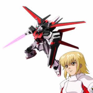 ガンダムジオラマフロント_オーブの戦姫カガリの愛機であるエールストライクルージュが入手可能!