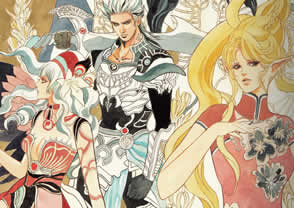 インペリアル サガ_ロマサガ2の七英雄が登場する「久遠の復讐!七英雄VS七英雄!」が7月いっぱいまで開催中!