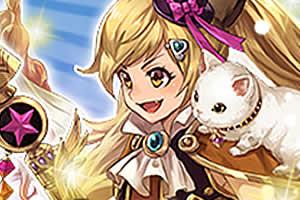 少女とドラゴン、新しく「キャット」「フローゼ」に幻獣契約実装&「光の天佑」ガチャ開催中!