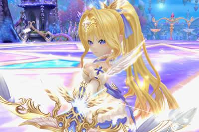 星界神話、星霊ナタリアの衣装アバター新たに登場!お姫様のようなプリンセス家具実装!