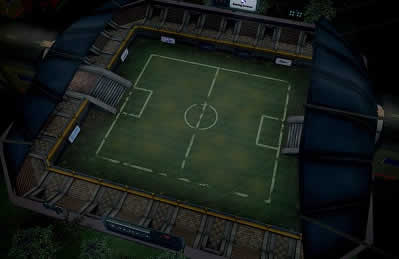 CABAL ONLINE_「Viva!サッカー大イベント!!」「エターナルカオスアリーナ」がサッカーフィールドに!?