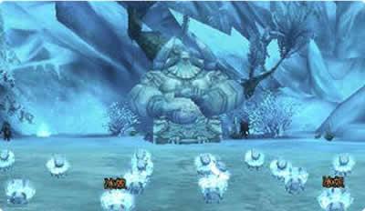 パーフェクト ワールド -完美世界-_雪の奇陣