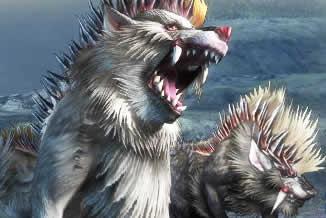 モンスターハンターフロンティア、「報酬ブースト」開催!新クエスト「沼地に佇む一対の狼影」配信中