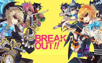ラテール、大型アップデート「BREAK OUT!!」実装により「サブクラス」がリニューアル!