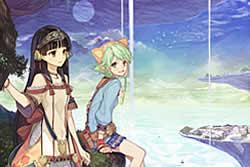 ラテール、大人気ゲーム「シャリーのアトリエ 〜黄昏の海の錬金術士〜」とのコラボ決定!