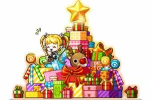 メイプルストーリー、ジェット実装記念イベントやクリスマス&お正月とイベントが盛りたくさん!