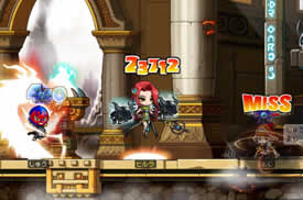 メイプルストーリー_十字旅団2の続編「試練の塔」を実装!新クエストやイベントを開始!