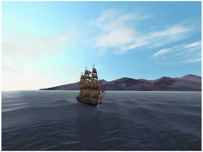 大航海時代 Online_新海域「グリーンランド近海」