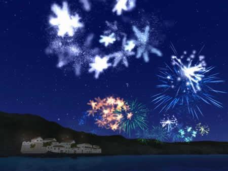 ゲーム内イベント「Stella Fantasia番外編〜花火祭り〜」