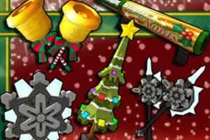 コズミックブレイク_クリスマス