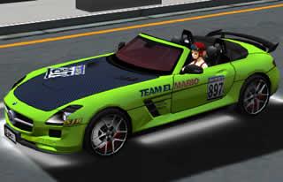 ドリフトシティ、新車「F-WING」の実装!容赦なき暴れ車「BROCKEN」が手に入るイベント開催中!