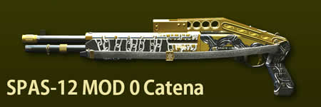 A.V.A(Alliance of Valiant Arms)_「SPAS-12 MOD 0 Catena」(メイン武器)