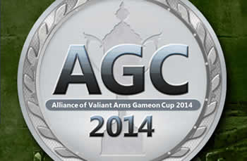 A.V.A(Alliance of Valiant Arms)_国際親善試合「AGC2014」「ニコニコ公式生放送」にて配信