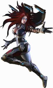 Alliance of Valiant Arms(アライアンス・オブ・ヴァリアント・アームズ)_謎のボス「ベローナ」