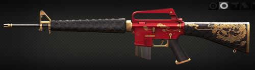 A.V.A(Alliance of Valiant Arms)_M16 VN 天雲外観