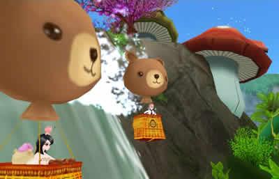 MILU_可愛くて移動に便利な気球が手に入るチャンス!気球型ミルウェイを獲得しよう!