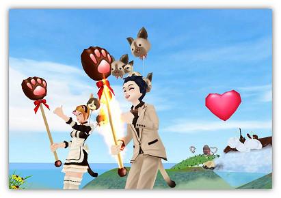 MILU、2月13日アップデート後よりバレンタインイベント2週目を開始!