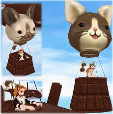 MILU_気球型ミルウェイ_シャム猫