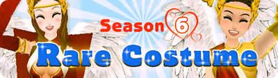 MILU(ミル)_レアコスチューム「シーズン6」、ギリシャ神話の様な神々しいコスチューム