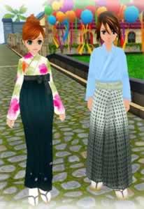 MILU_2015年の新作袴