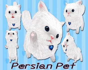 MILU_イベント限定ペット「ペルシャ猫」