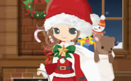 ニコッとタウン、12月限定のクリスマスアイテムがプレミアムきせかえショップに登場!