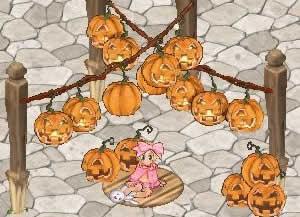 エンジェル戦記、ハロウィンイベント「ライラの人形」開催!人気乗物出現率UPアイテム販売中!