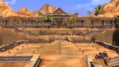 ドラゴンネスト_新ステージ「占拠された古代寺院」