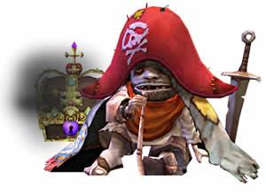 海賊王ロビ