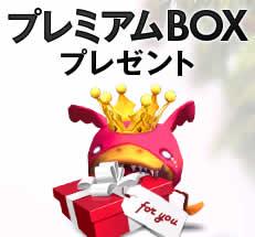 プレミアムBOXプレゼント画像