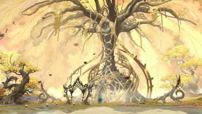 ドラゴンネスト_エルフの楽園であったはずのアレンデル