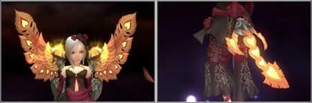 ドラゴンネスト_フェニックスの翼、フェニックスの尾