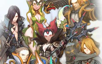 ドラゴンネスト_「外伝.英雄達の軌跡」実装、闘技場「AIモード」追加