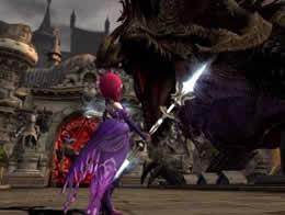 ドラゴンネスト、最大8人プレイが可能なネストダンジョン「ブラックドラゴンネスト」