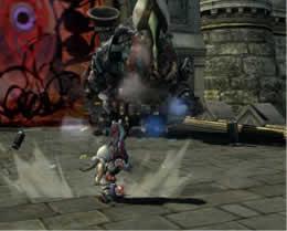 ドラゴンネスト、その場で戦闘を再開!