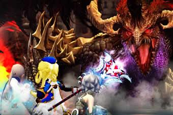 ドラゴンネスト、「はじめての冒険者応援キャンペーン」開催中!新6人ダンジョン実装決定!