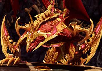 ドラゴンネスト、ユニーク武器や防具などの生産材料入手可能!「レッドドラゴンネスト」実装!