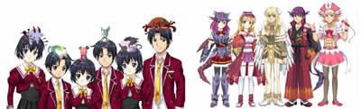キャラフレ_「剣と魔法と学園モノ。3/3D/Final」のキャラクターアバターアイテム、頭のせペット