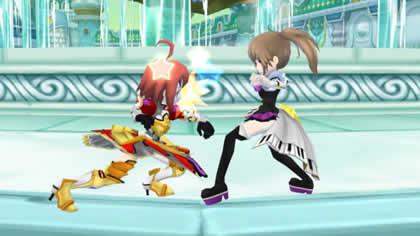 ディビーナ_決闘システムで友達と対戦だってできちゃう!