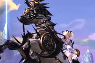 TERA、新兵歓迎!「白銀戦馬(駿)召喚」などの豪華特典がもらえる3周年記念イベント開催中!