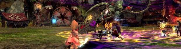 自分だけのアバターを作って光と闇の戦いの世界に身を投じるオンラインゲーム「TERA :The Exiled Realm of Arborea」